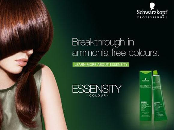 צבע שיער ללא אמוניה שוורצקופף
